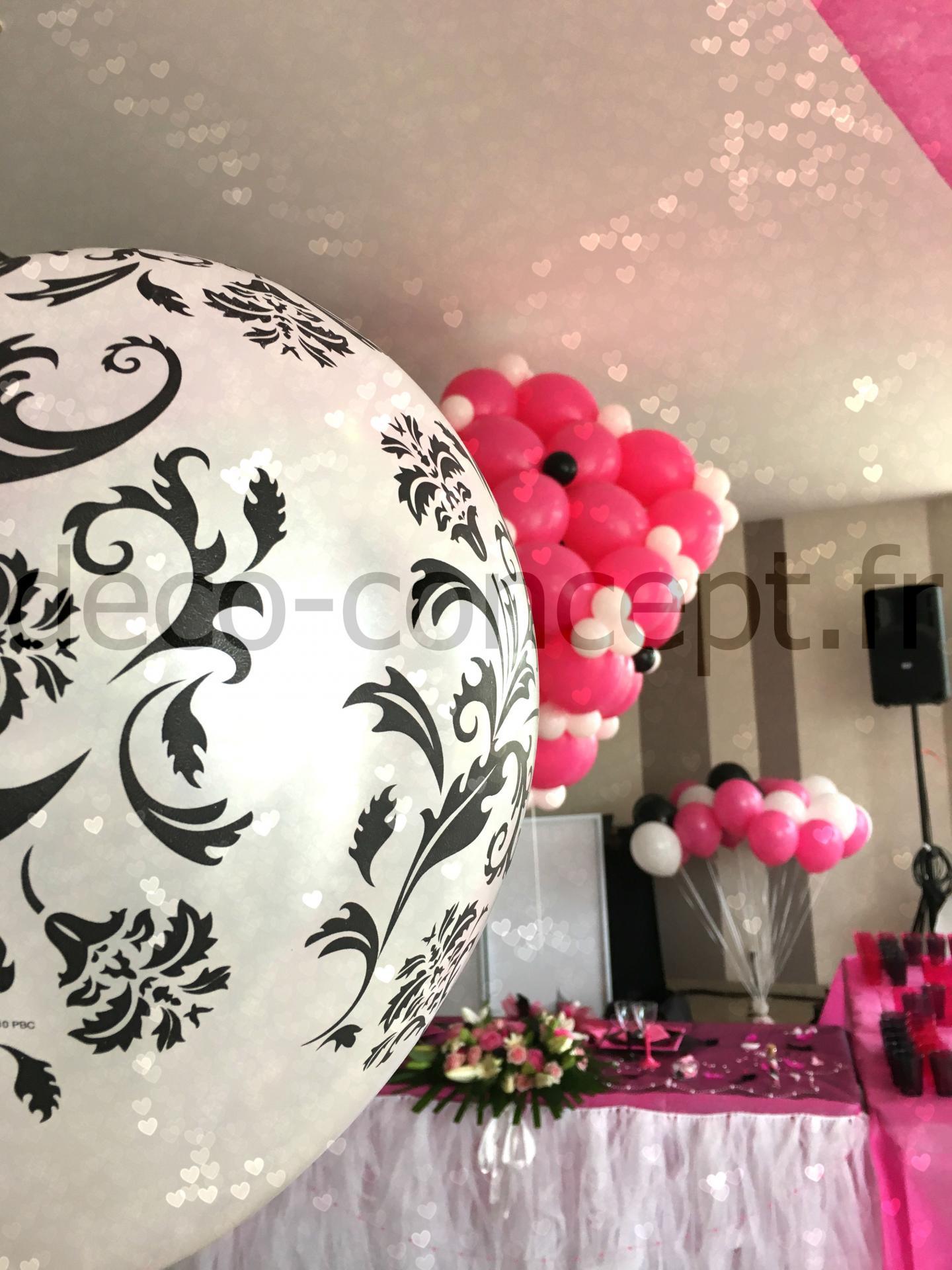 Ballon pour Mariage