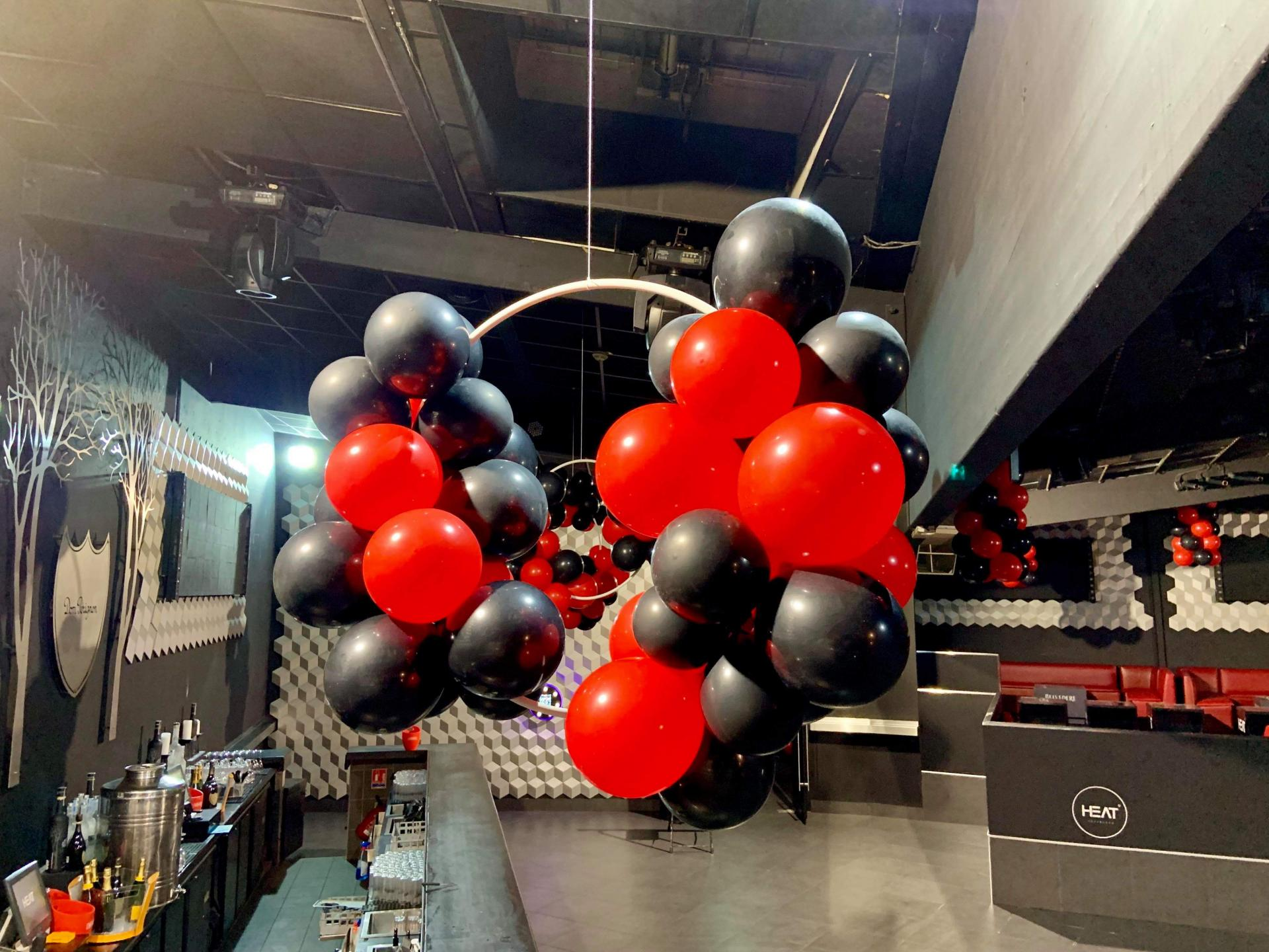 Cerceaux ballon organique