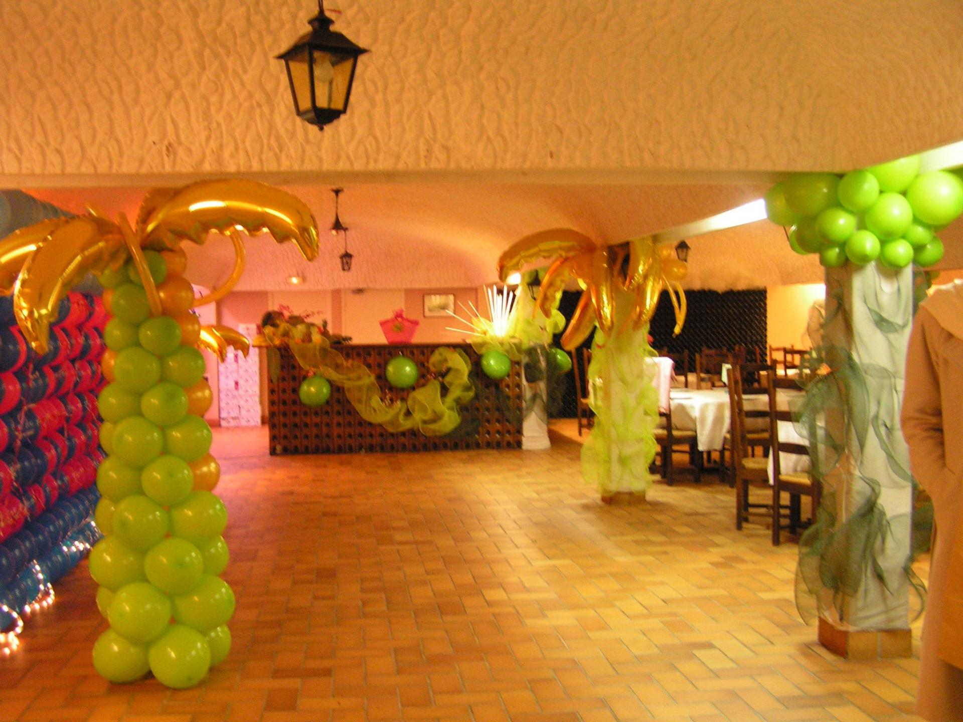 Décoration Ballons Mariage