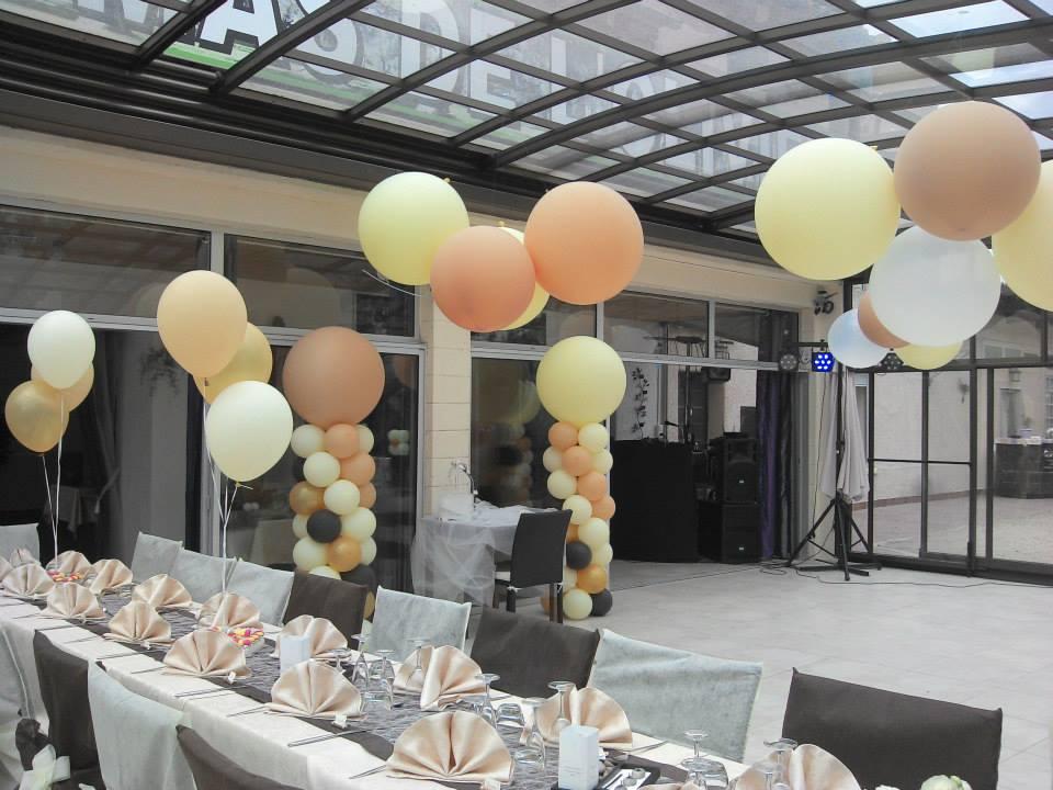 Ballon Deco Mariage