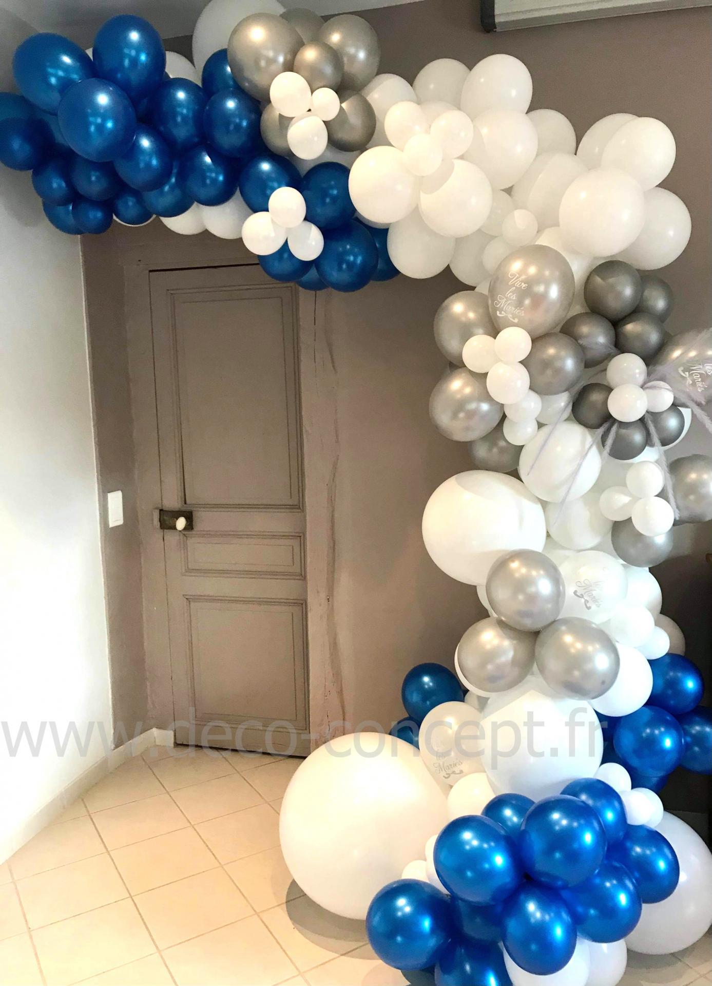 Arche Ballons Mariage