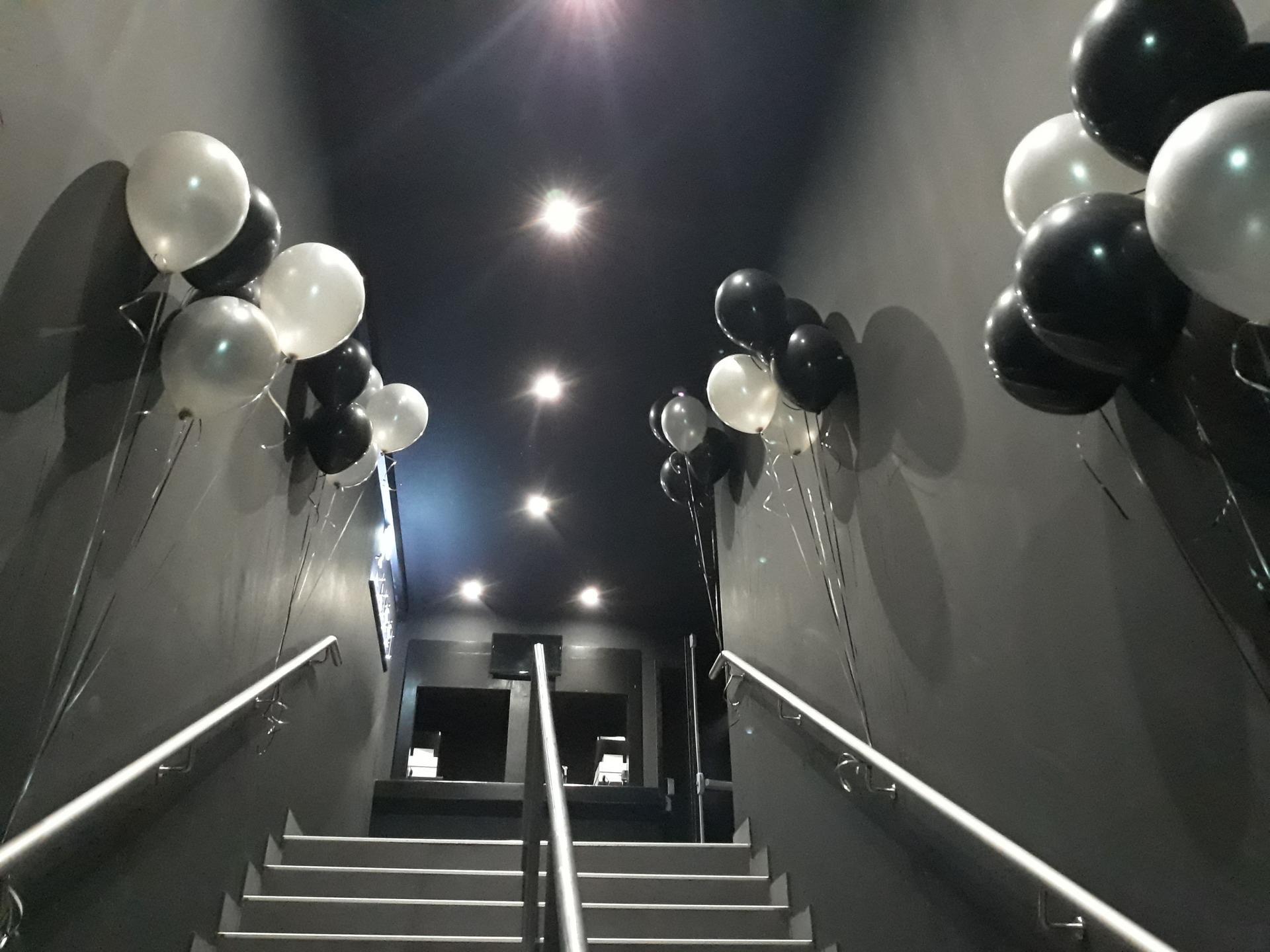 Ballons hélium pour décoration