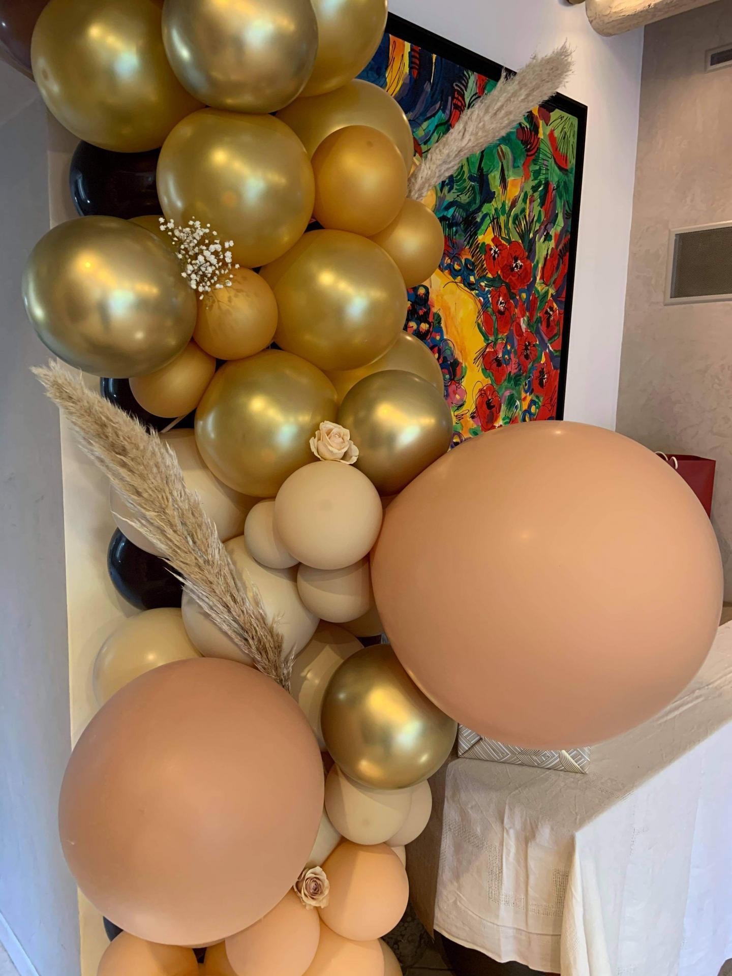 Gros ballon Déco organique
