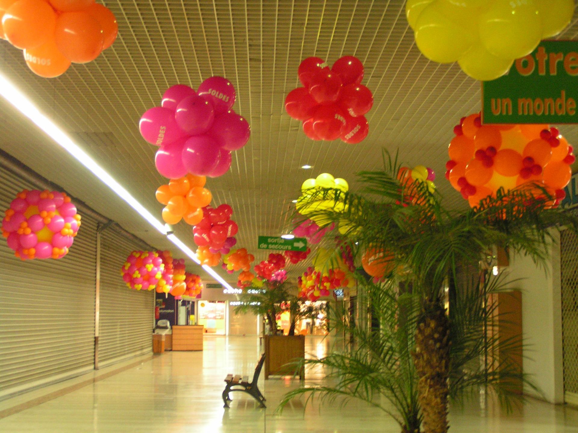 Magasin Des Idees Deco décoration ballon pour les soldes